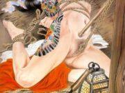 "Канаме, Озума Йоко (Kaname, Ozuma Yoko, Jito) ""Шибари, Сибари арт – 16 | Shibari art - 16"""