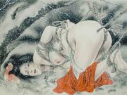 "Канаме, Озума Йоко (Kaname, Ozuma Yoko, Jito) ""Шибари, Сибари арт – 1 | Shibari art - 1"""