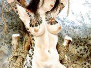 "Канаме, Озума Йоко (Kaname, Ozuma Yoko, Jito) ""Шибари, Сибари арт – 20 | Shibari art - 20"""