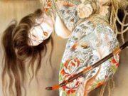 "Канаме, Озума Йоко (Kaname, Ozuma Yoko, Jito) ""Шибари, Сибари арт – 26 | Shibari art - 26"""