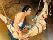 "Канаме, Озума Йоко (Kaname, Ozuma Yoko, Jito) ""Шибари, Сибари арт – 29 | Shibari art - 29"""