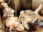 "Канаме, Озума Йоко (Kaname, Ozuma Yoko, Jito) ""Шибари, Сибари арт – 36 | Shibari art - 36"""
