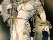 "Канаме, Озума Йоко (Kaname, Ozuma Yoko, Jito) ""Шибари, Сибари арт – 38 | Shibari art - 38"""
