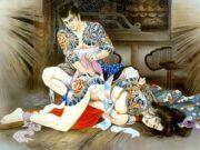 "Канаме, Озума Йоко (Kaname, Ozuma Yoko, Jito) ""Шибари, Сибари арт – 44 | Shibari art - 44"""