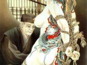 "Канаме, Озума Йоко (Kaname, Ozuma Yoko, Jito) ""Шибари, Сибари арт – 47 | Shibari art - 47"""
