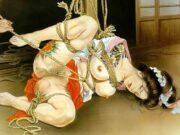"Канаме, Озума Йоко (Kaname, Ozuma Yoko, Jito) ""Шибари, Сибари арт – 48 | Shibari art - 48"""