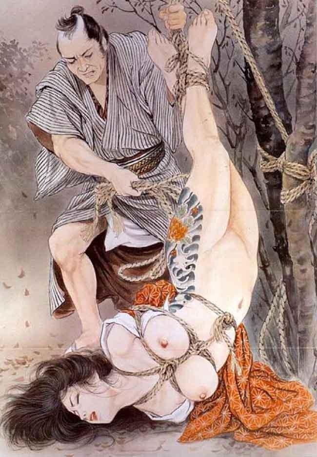 "Канаме, Озума Йоко (Kaname, Ozuma Yoko, Jito) ""Шибари, Сибари арт – 51   Shibari art - 51"""