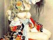 "Канаме, Озума Йоко (Kaname, Ozuma Yoko, Jito) ""Шибари, Сибари арт – 52 | Shibari art - 52"""