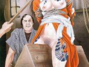 "Канаме, Озума Йоко (Kaname, Ozuma Yoko, Jito) ""Шибари, Сибари арт – 54 | Shibari art - 54"""