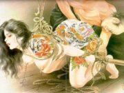 "Канаме, Озума Йоко (Kaname, Ozuma Yoko, Jito) ""Шибари, Сибари арт – 55 | Shibari art - 55"""