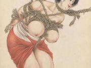 "Канаме, Озума Йоко (Kaname, Ozuma Yoko, Jito) ""Шибари, Сибари арт – 60 | Shibari art - 60"""