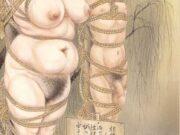 "Канаме, Озума Йоко (Kaname, Ozuma Yoko, Jito) ""Шибари, Сибари арт – 65 | Shibari art - 65"""