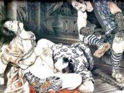 "Канаме, Озума Йоко (Kaname, Ozuma Yoko, Jito) ""Шибари, Сибари арт – 77 | Shibari art - 77"""