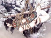 "Канаме, Озума Йоко (Kaname, Ozuma Yoko, Jito) ""Шибари, Сибари арт – 80 | Shibari art - 80"""