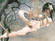 "Канаме, Озума Йоко (Kaname, Ozuma Yoko, Jito) ""Шибари, Сибари арт – 83 | Shibari art - 83"""