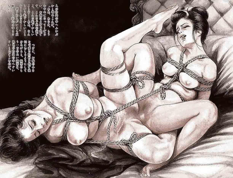 "Канаме, Озума Йоко (Kaname, Ozuma Yoko, Jito) ""Шибари, Сибари арт – 84   Shibari art - 84"""