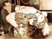 "Канаме, Озума Йоко (Kaname, Ozuma Yoko, Jito) ""Шибари, Сибари арт – 86 | Shibari art - 86"""
