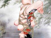"Канаме, Озума Йоко (Kaname, Ozuma Yoko, Jito) ""Шибари, Сибари арт – 98 | Shibari art - 98"""