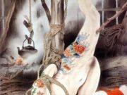 "Канаме, Озума Йоко (Kaname, Ozuma Yoko, Jito) ""Шибари, Сибари арт – 9 | Shibari art - 9"""