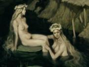 Вальдемар Казак (Waldemar Kazak) digital art, Dark Water