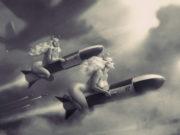 Вальдемар Казак (Waldemar Kazak) digital art, Peenemunde