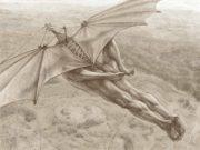Вальдемар Казак (Waldemar Kazak) digital art, Sky Love