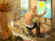 Вальдемар Казак (Waldemar Kazak) digital art, Untitled - 41
