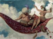 Вальдемар Казак (Waldemar Kazak) digital art, Untitled - 44
