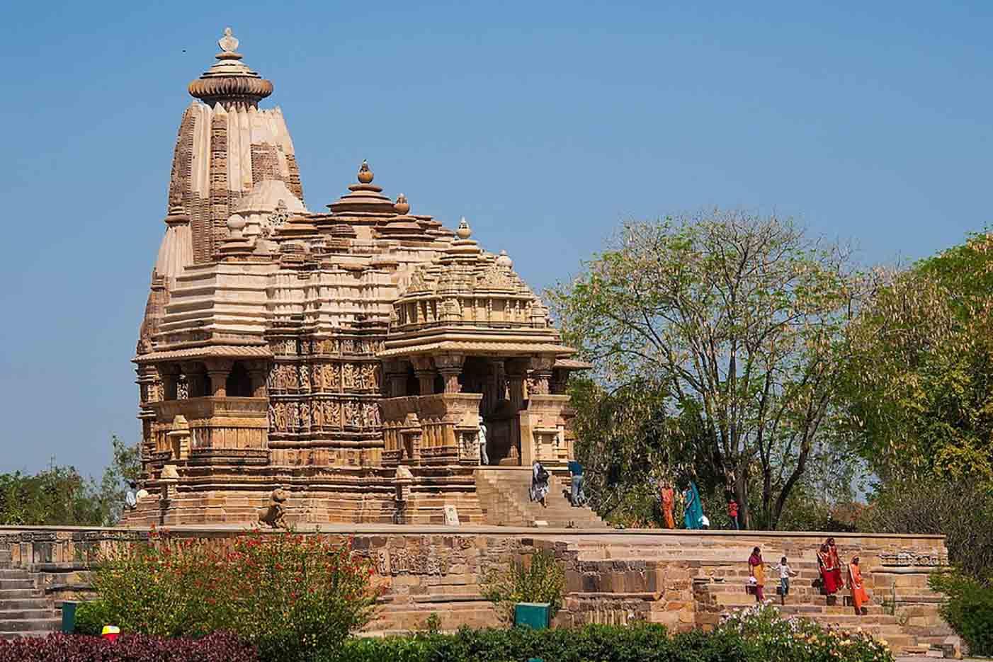 Храмы Кхаджурахо, Khajuraho Temples - 10