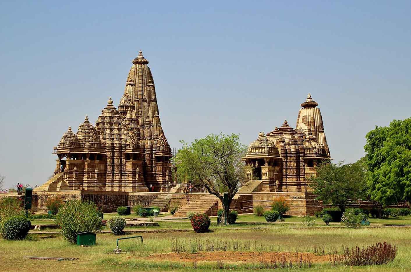 Храмы Кхаджурахо, Khajuraho Temples - 11