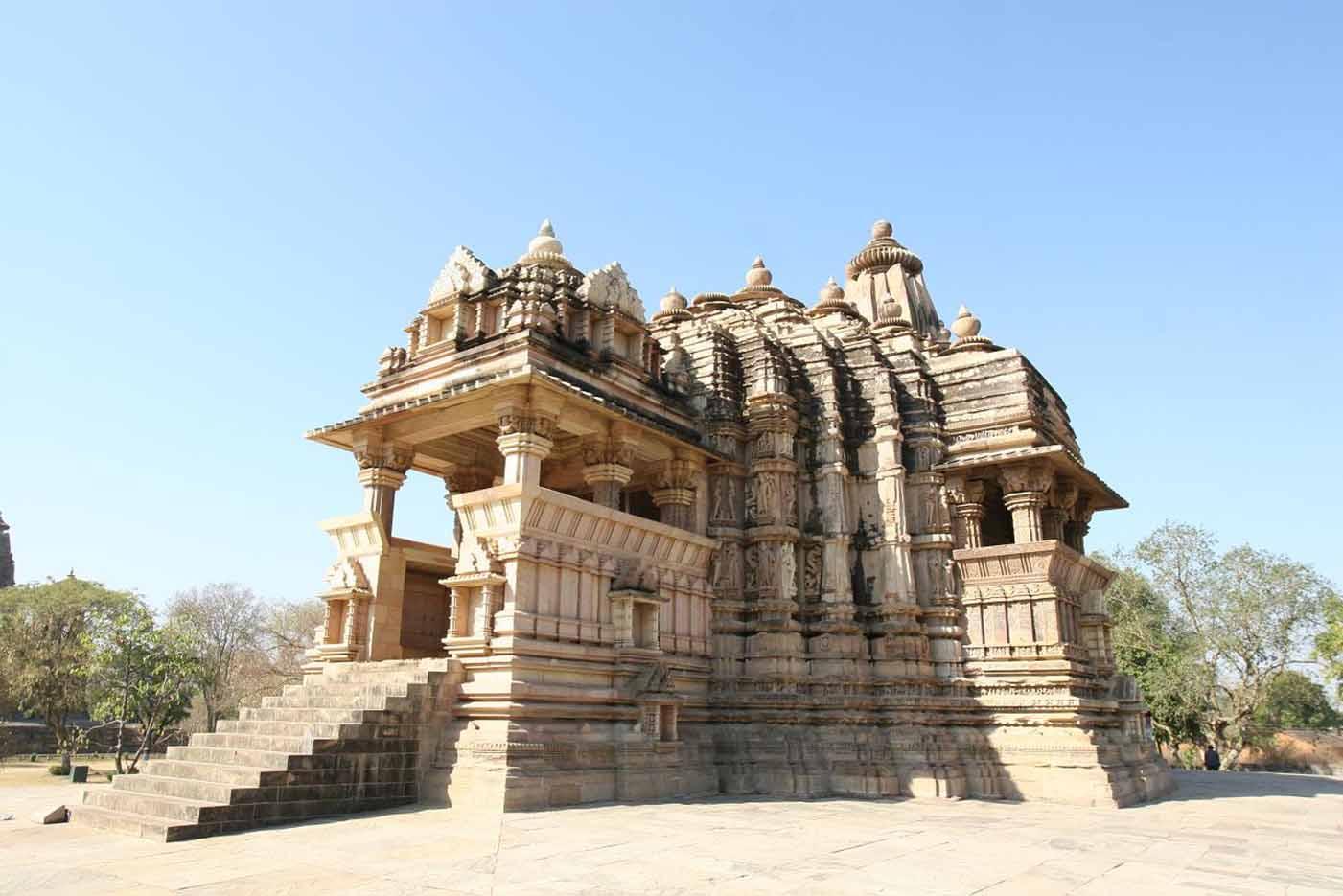 Храмы Кхаджурахо, Khajuraho Temples - 14