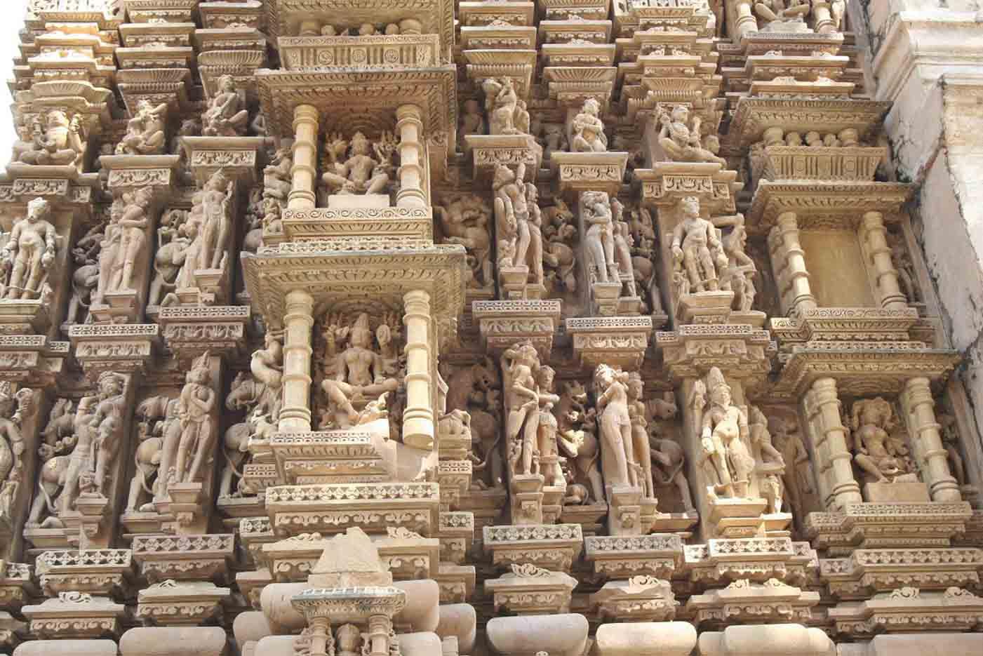 Храмы Кхаджурахо, Khajuraho Temples - 16