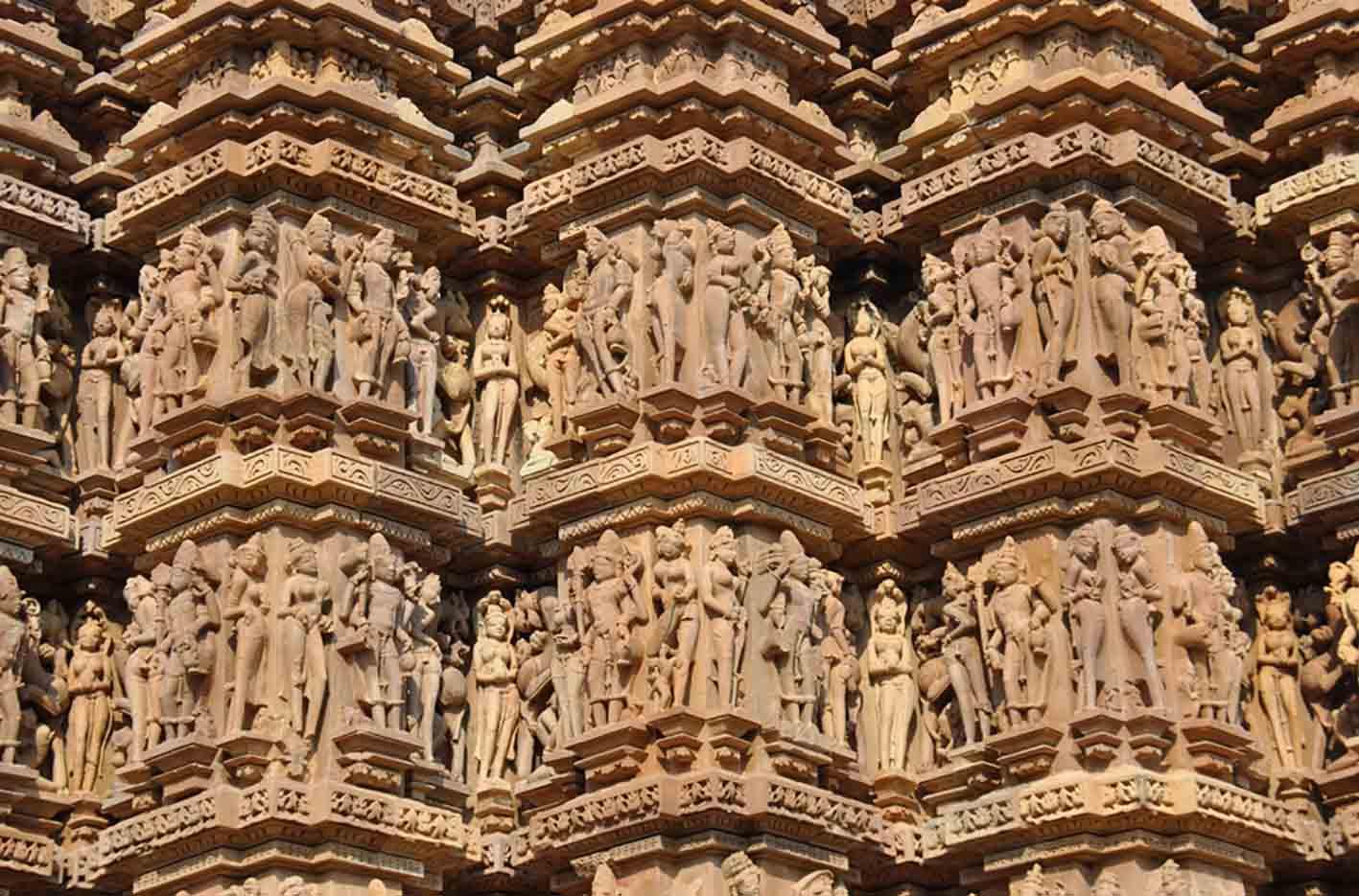 Храмы Кхаджурахо, Khajuraho Temples - 17