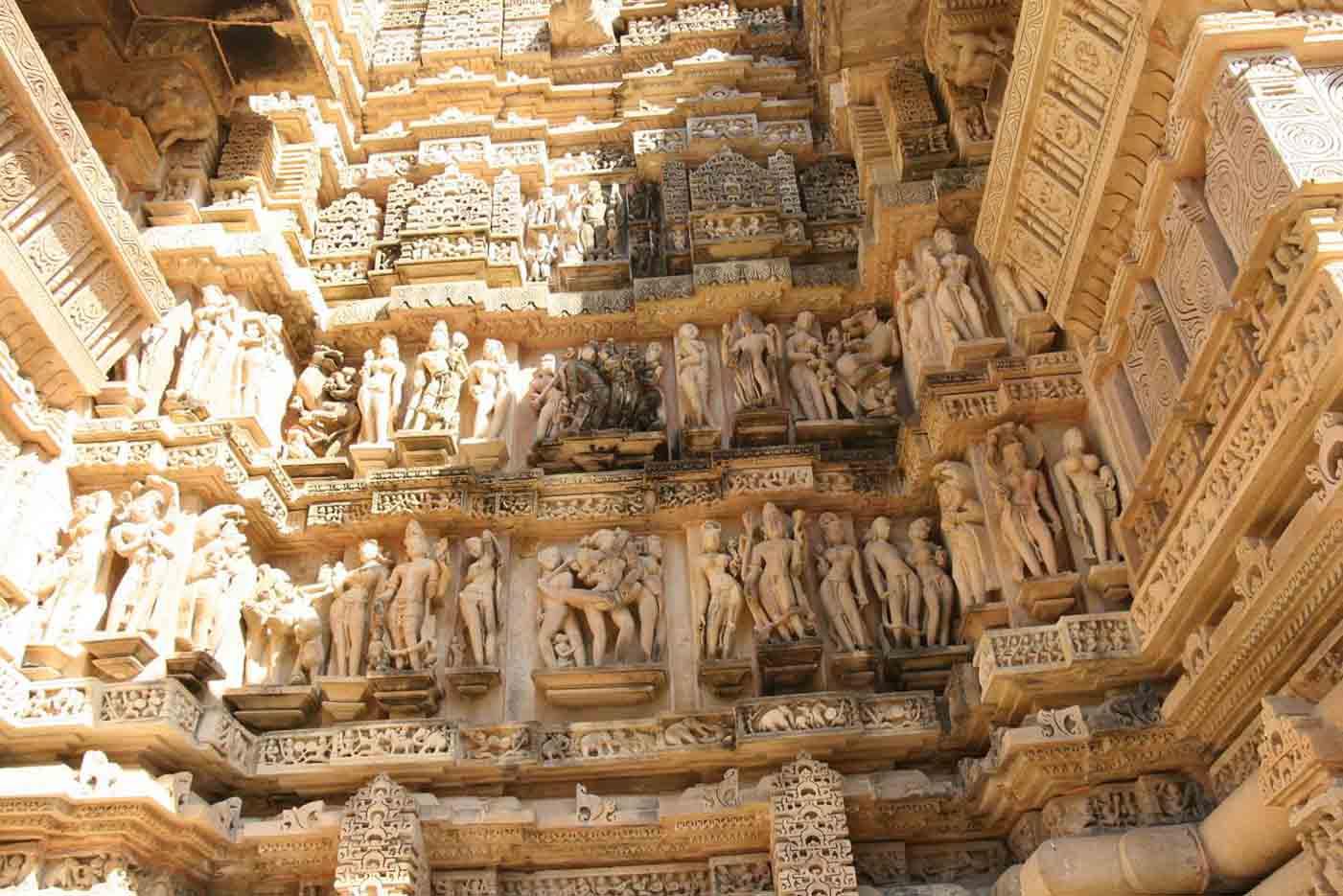 Храмы Кхаджурахо, Khajuraho Temples - 18