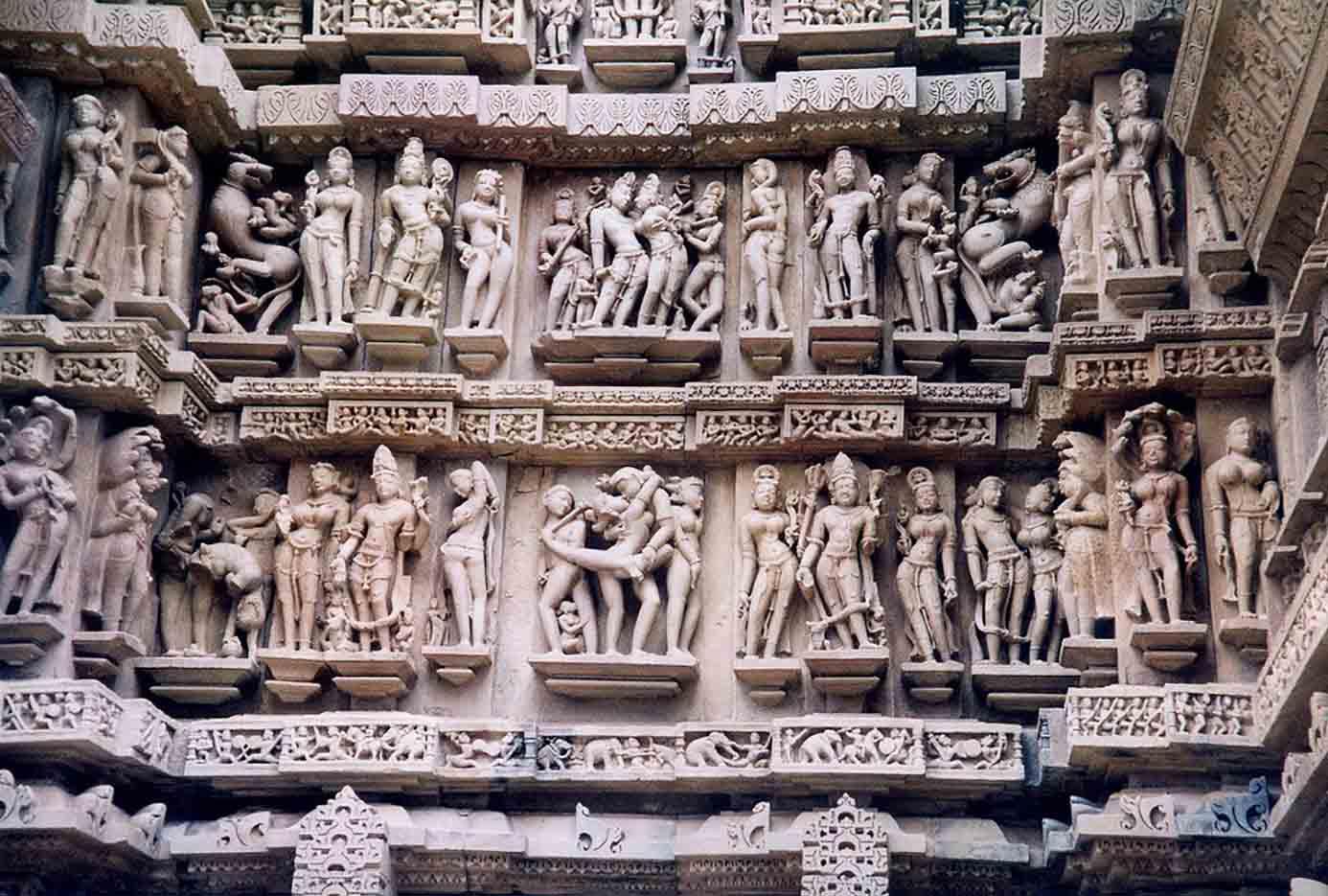 Храмы Кхаджурахо, Khajuraho Temples - 19
