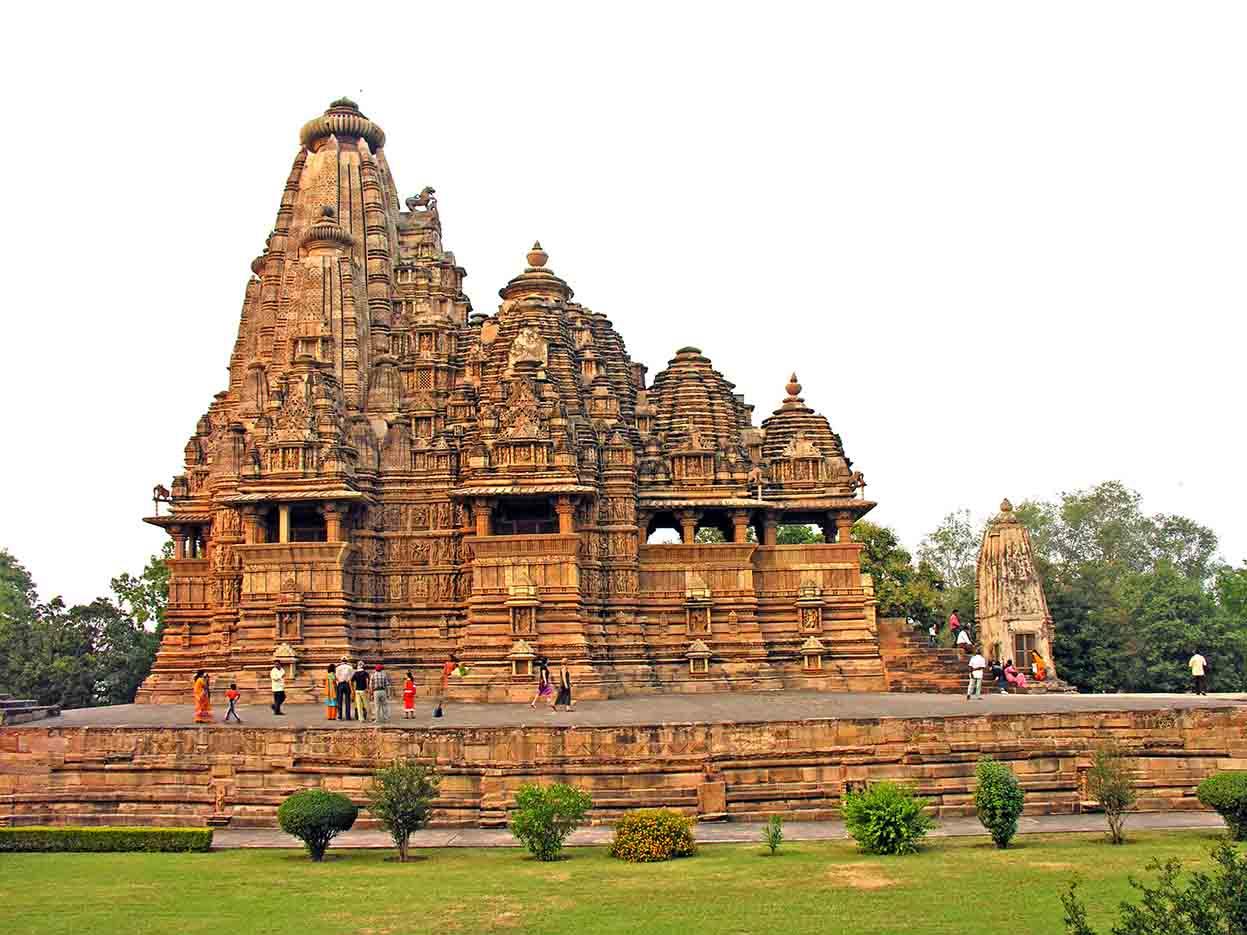 Храмы Кхаджурахо, Khajuraho Temples - 1
