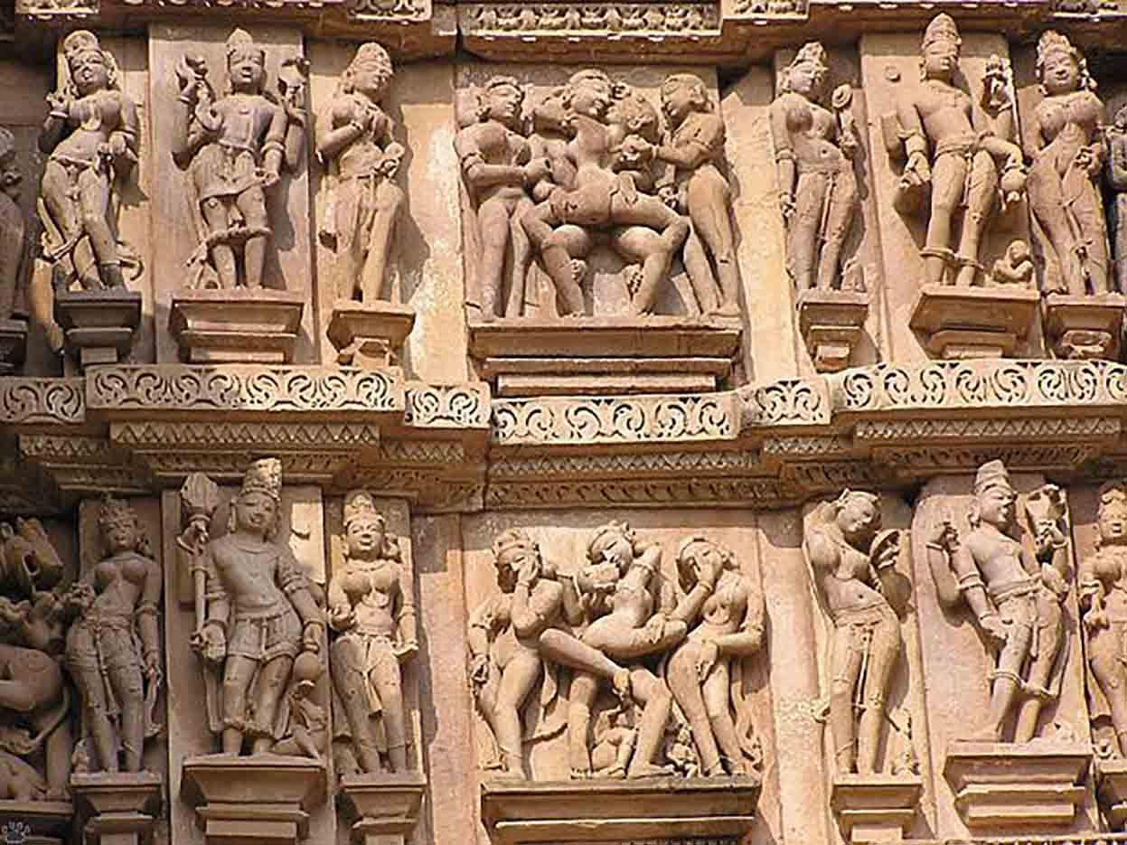 Храмы Кхаджурахо, Khajuraho Temples - 20