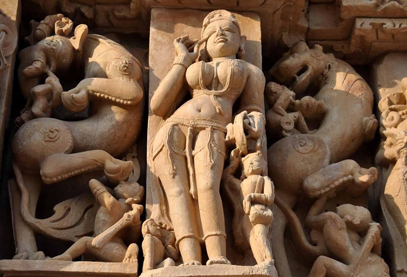 Храмы Кхаджурахо, Khajuraho Temples - 22