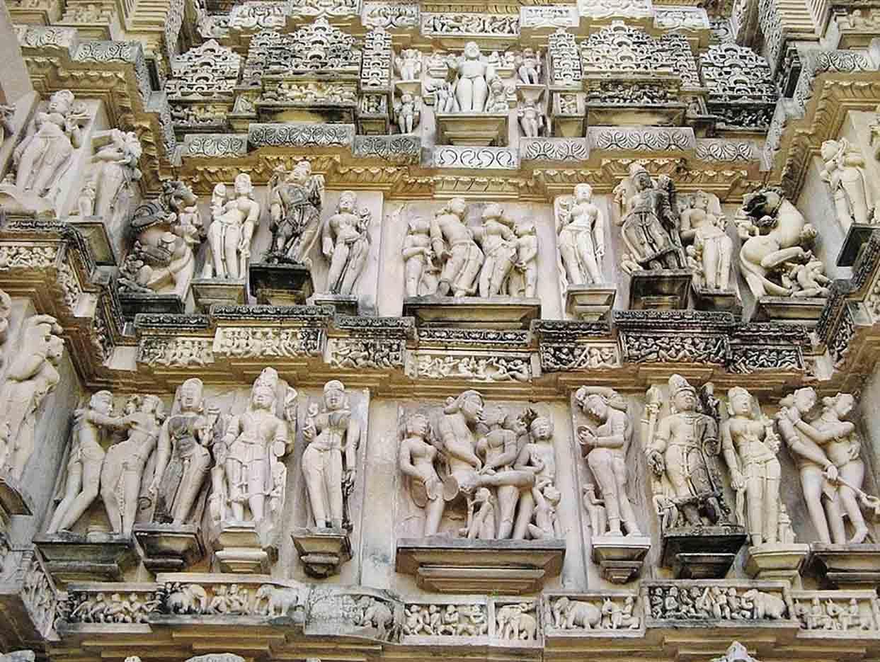 Храмы Кхаджурахо, Khajuraho Temples - 24