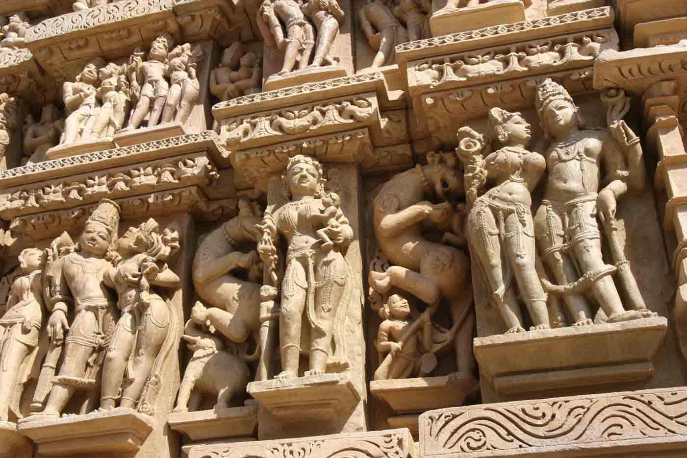 Храмы Кхаджурахо, Khajuraho Temples - 26