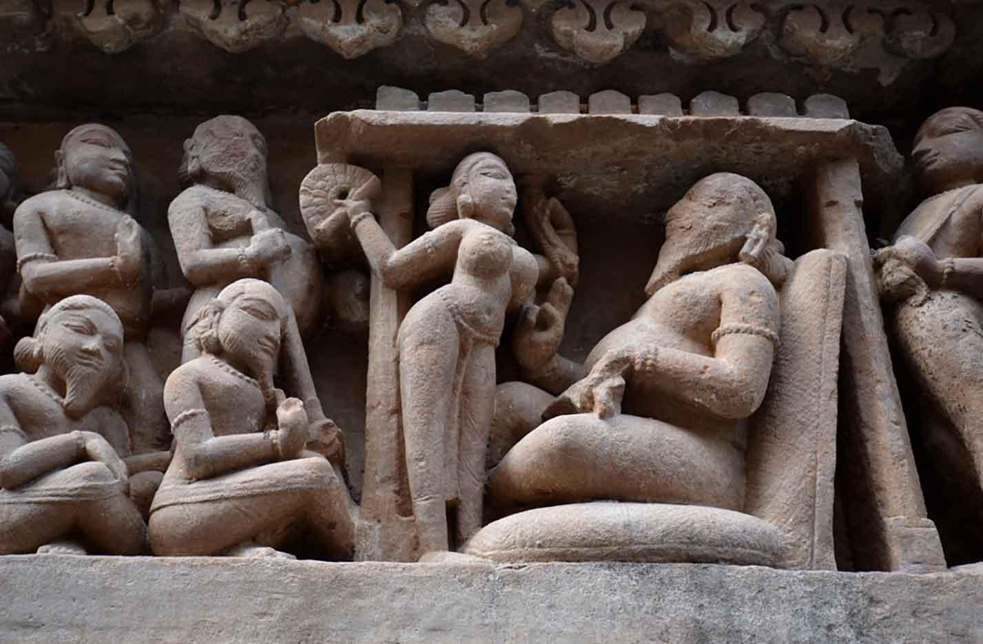 Храмы Кхаджурахо, Khajuraho Temples - 28