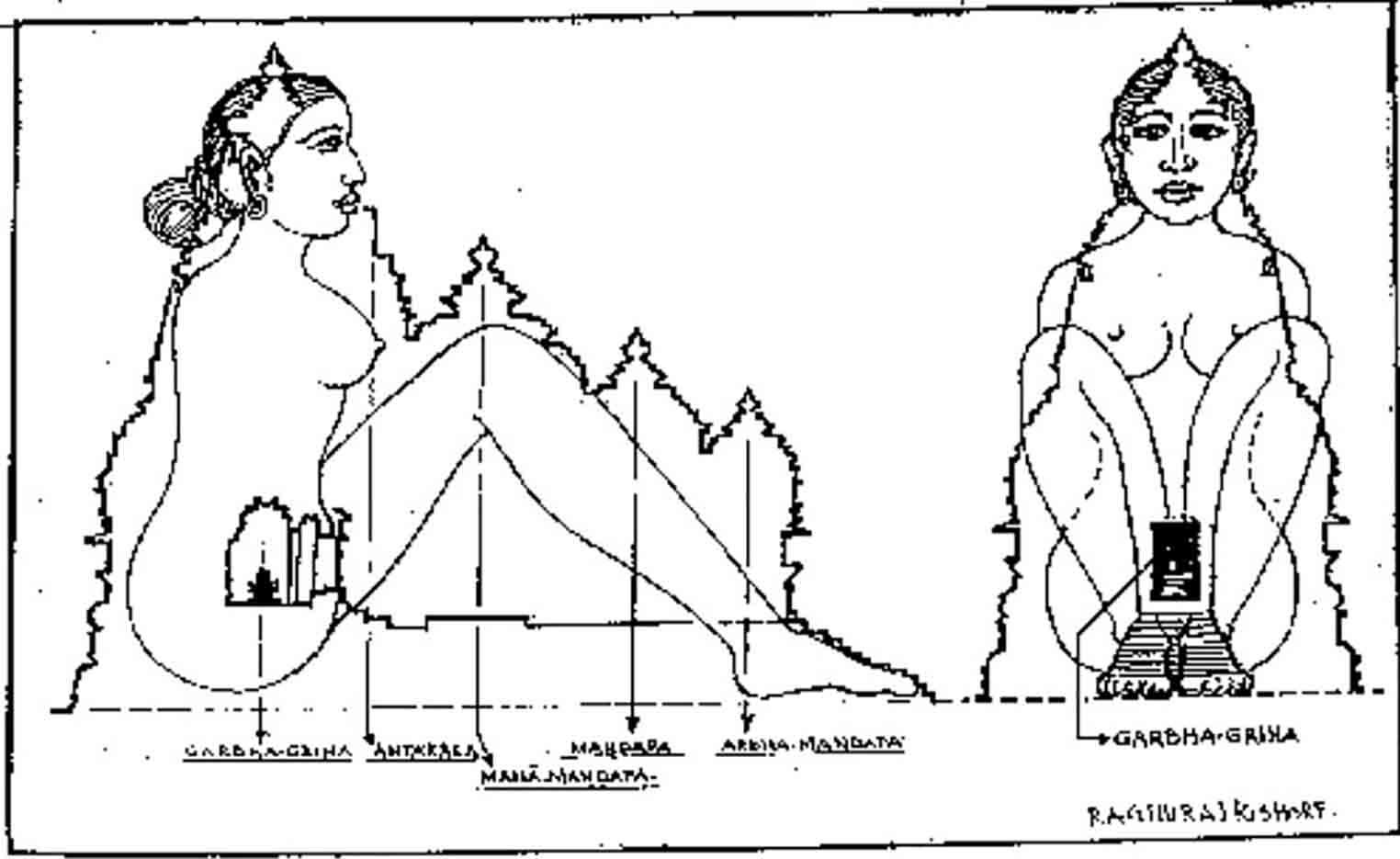 Храмы Кхаджурахо, Khajuraho Temples - 2