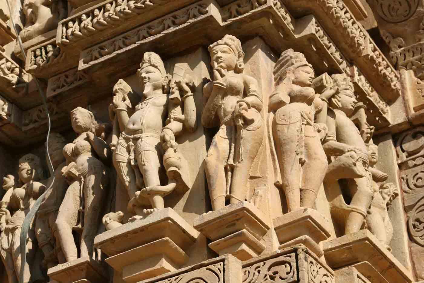 Храмы Кхаджурахо, Khajuraho Temples - 31