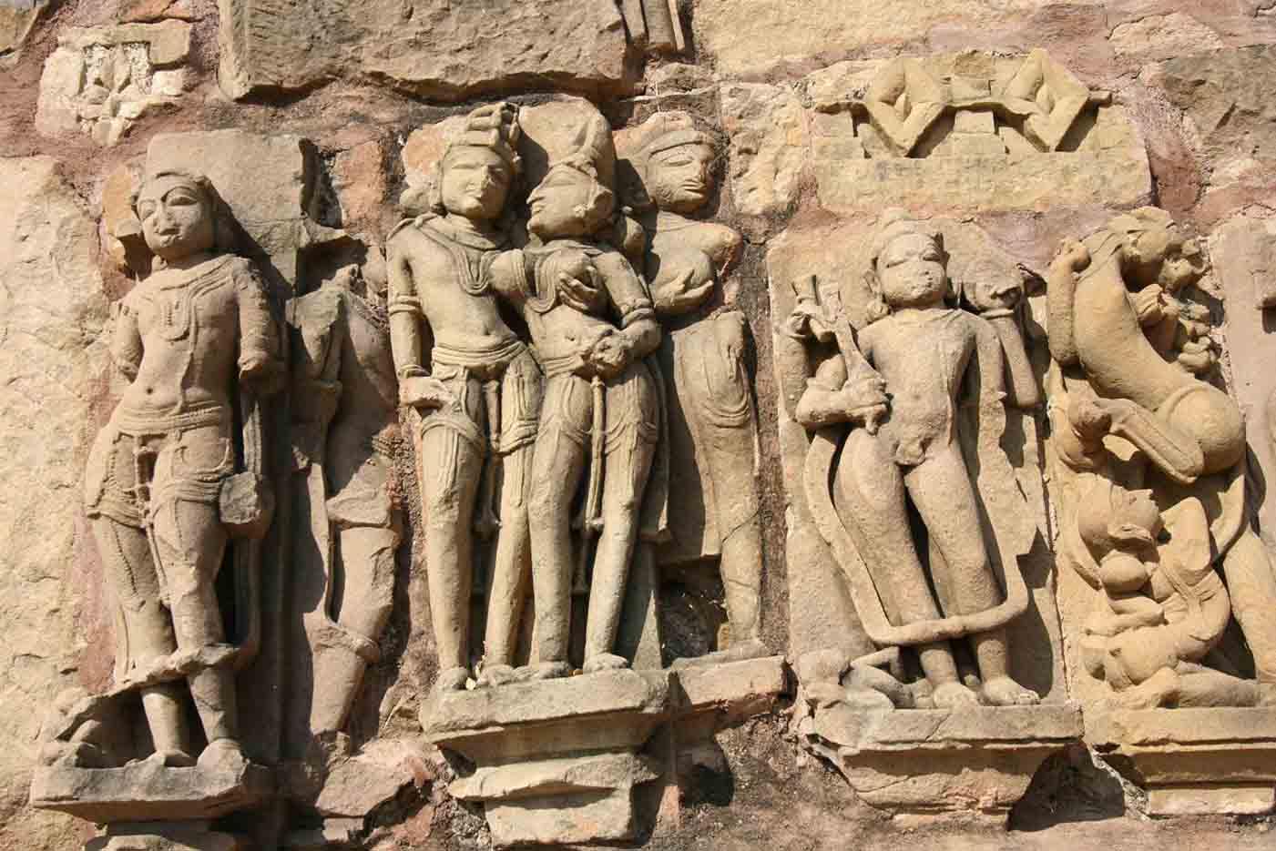 Храмы Кхаджурахо, Khajuraho Temples - 32