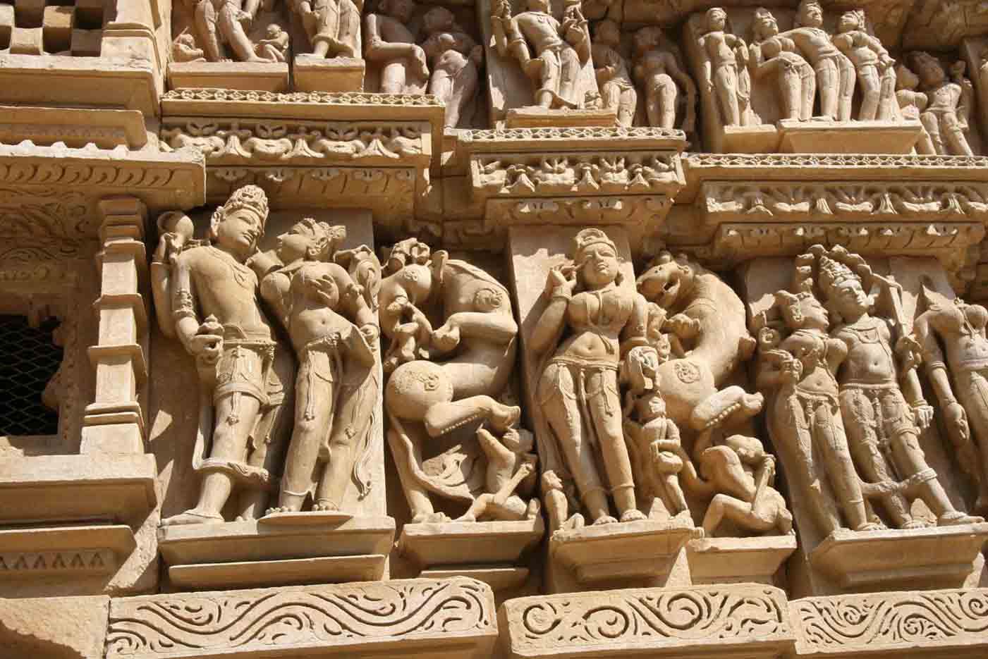 Храмы Кхаджурахо, Khajuraho Temples - 33