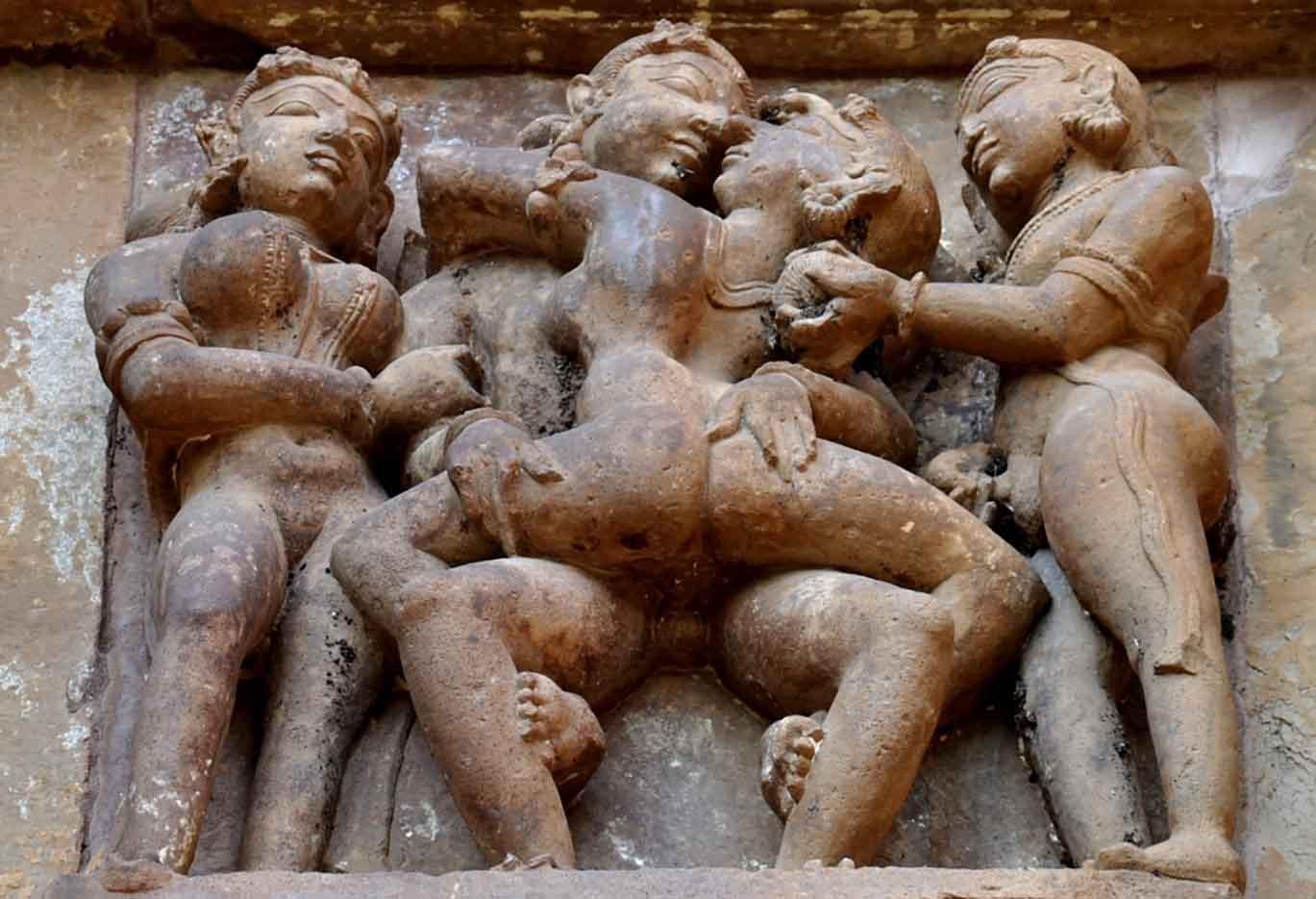 Храмы Кхаджурахо, Khajuraho Temples - 35