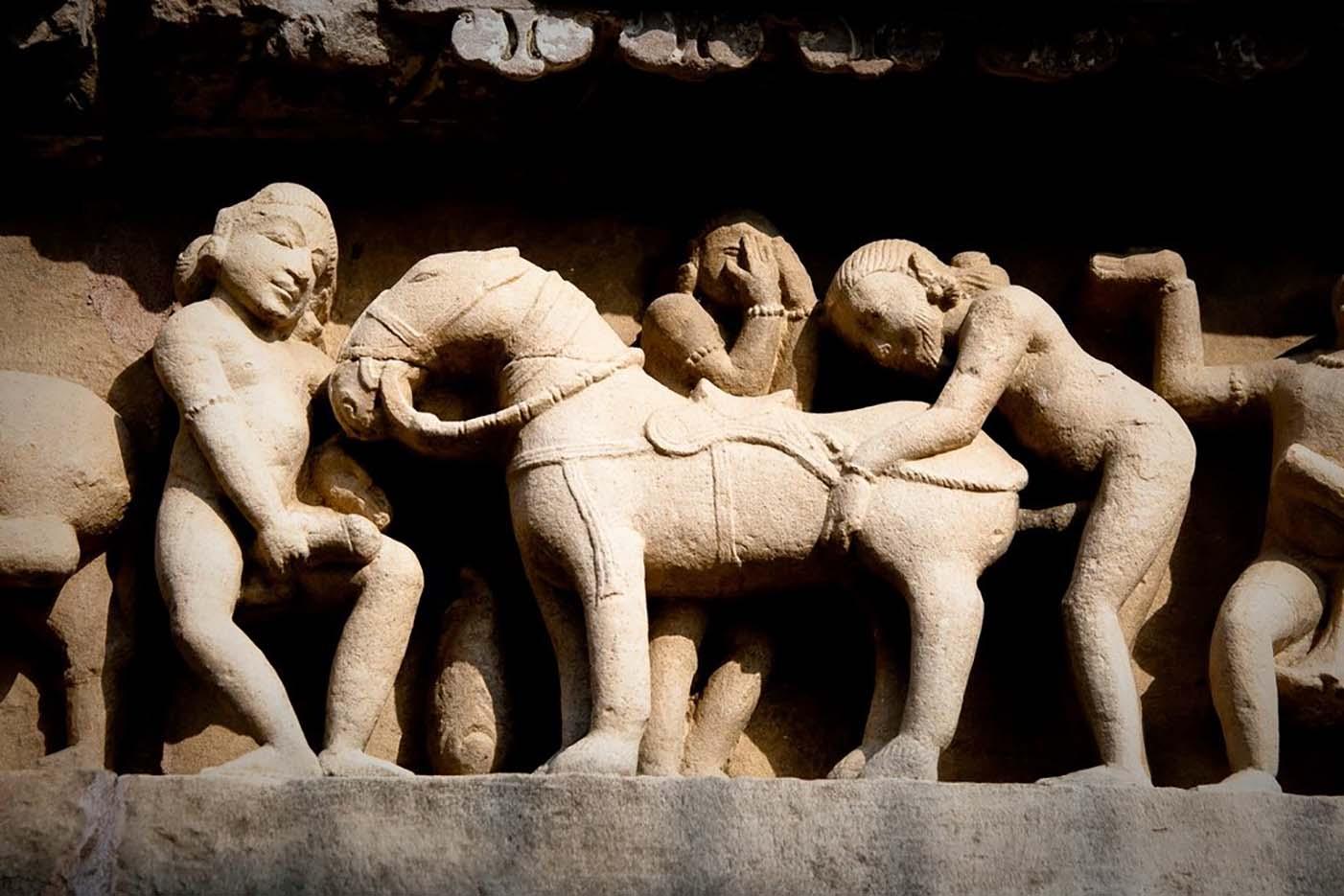 Храмы Кхаджурахо, Khajuraho Temples - 45
