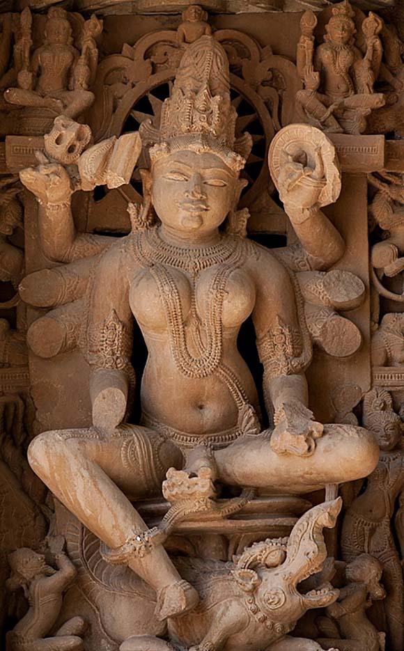 Храмы Кхаджурахо, Khajuraho Temples - 47