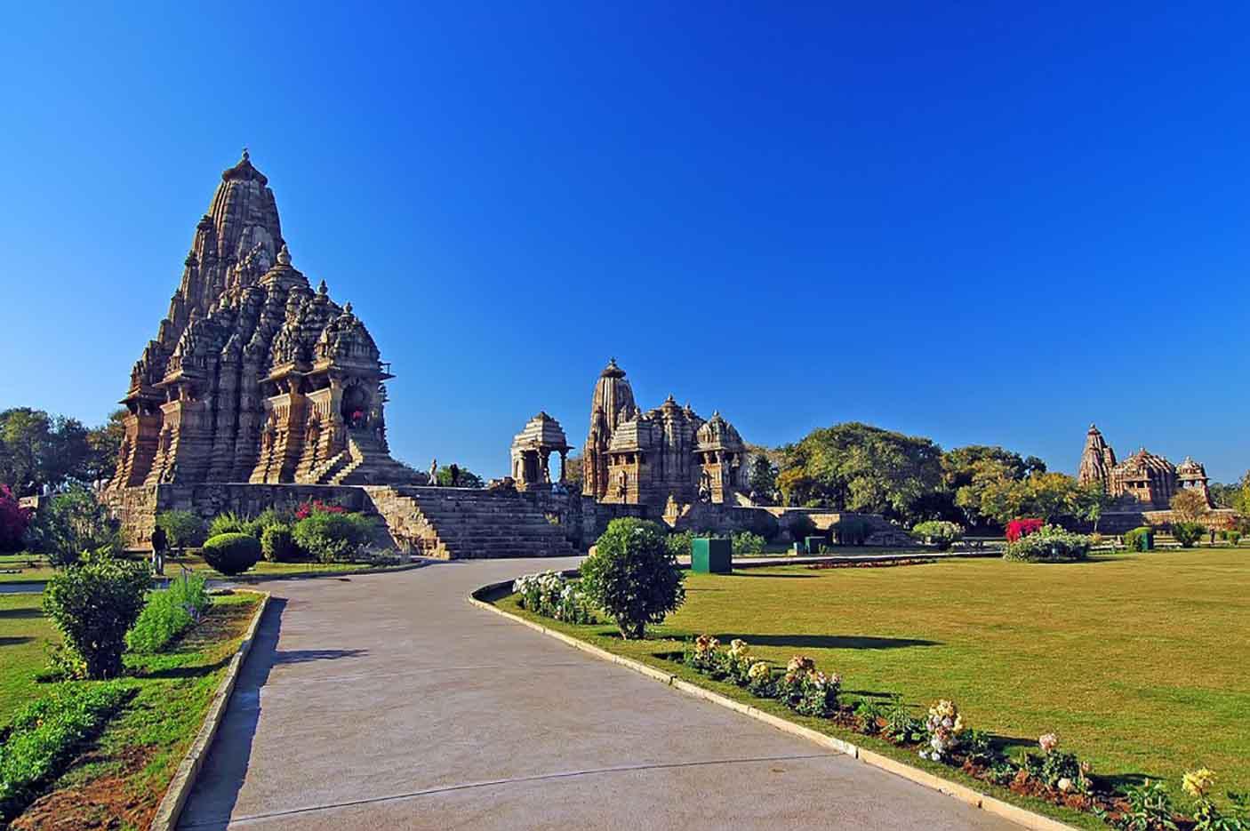 Храмы Кхаджурахо, Khajuraho Temples - 4