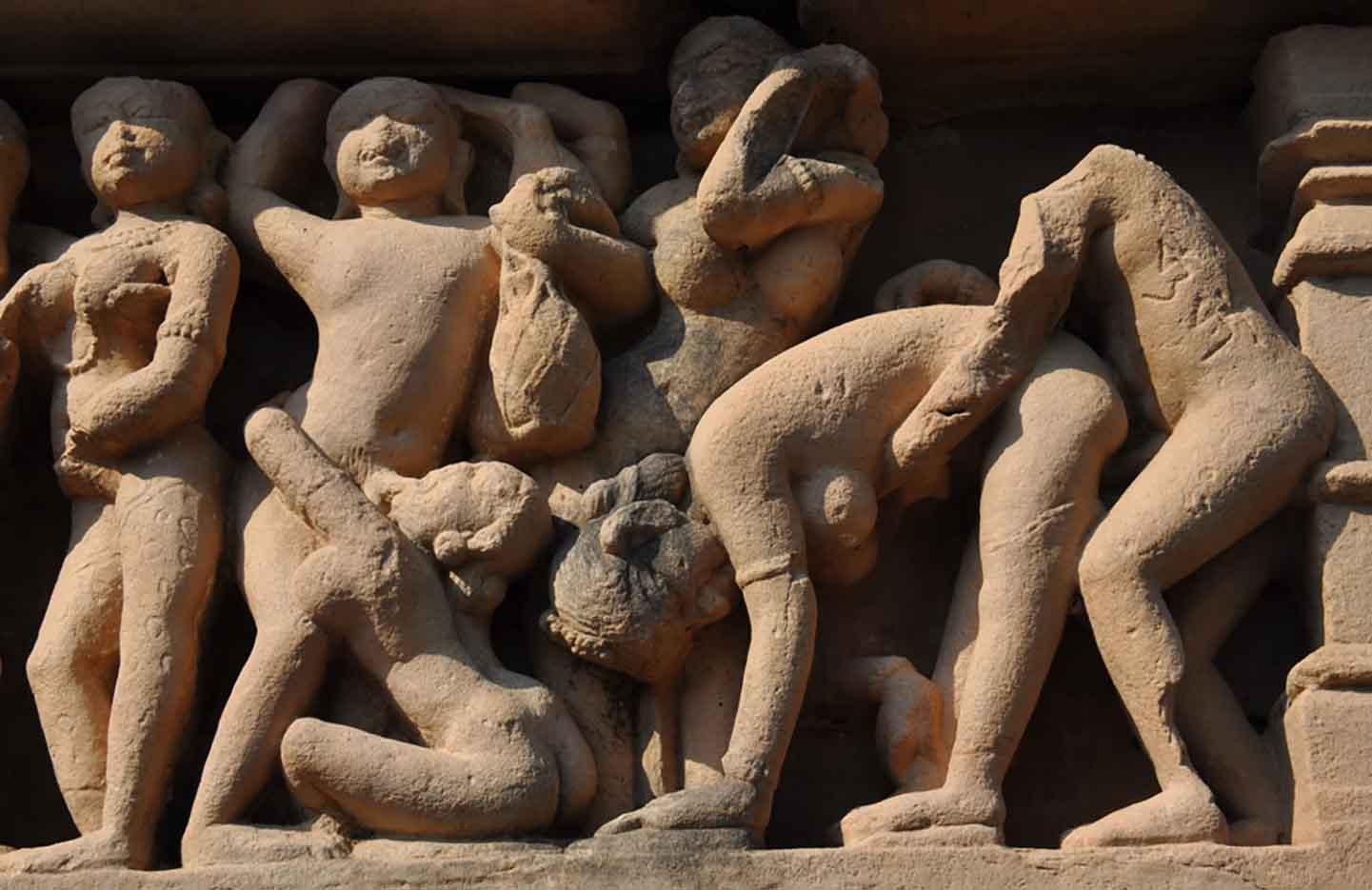 Храмы Кхаджурахо, Khajuraho Temples - 61